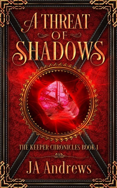 cover of A Threat of Shadows